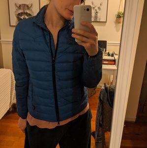 Royal Blue Winter Jacket